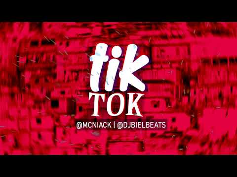 MC Niack - No TIK TOK é a Garota Sensação DJ Biel Beats
