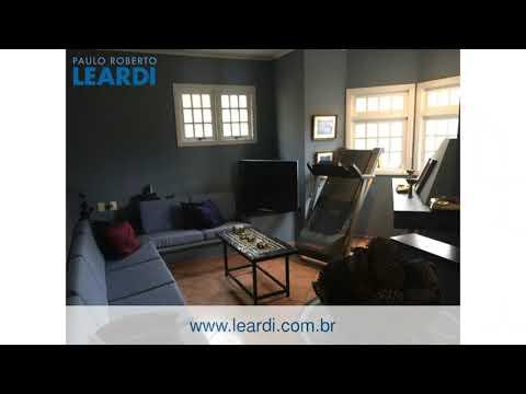 Casa - Morada Dos Pinheiros (Aldeia Da Serra) - Santana De Parnaíba - SP - Ref: 533386