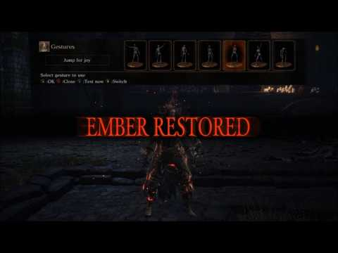 Dark Souls 3 Pure Sorcerer - Abyss Watchers