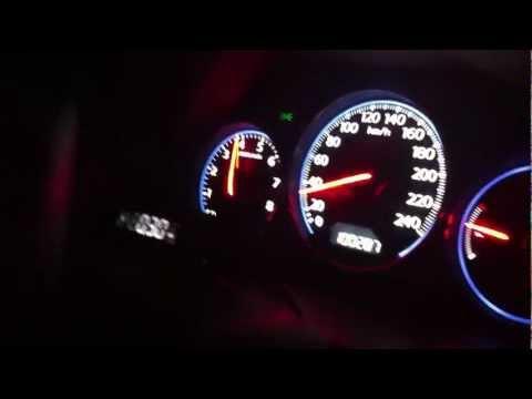 Honda Civic K20 Max speed BFK Bursa