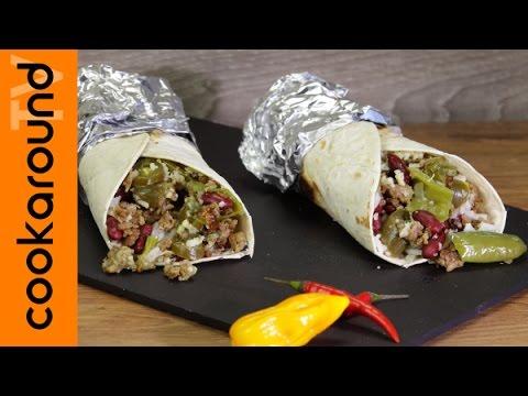Burritos tex-mex | Sfizio etnico gustoso