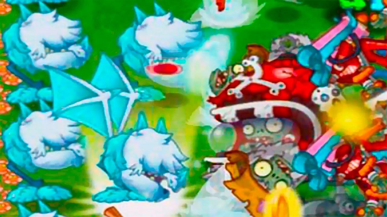игра растения против зомби стрелялки видео