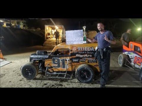 Dwarf Car Main Barona Speedway 8-11-2018