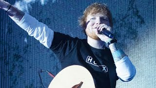Ed Sheeran performing LIVE in London with KISS (Full Show Video) HQ