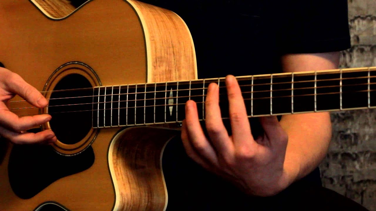 how to play everlong by the foo fighters on guitar acoustic lesson youtube. Black Bedroom Furniture Sets. Home Design Ideas