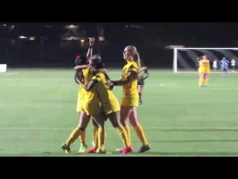 NCAA Women's Soccer: Long Beach State goals vs. Hawai'i
