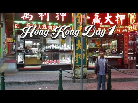 Bound to Hong Kong! Day 1 (January 11, 2017) - BullTato