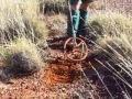 Prospecting in the Pilbara