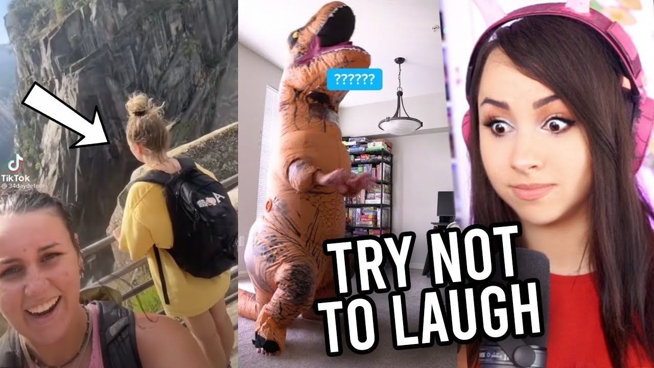 Funny TikToks that are Top Tier - TRY NOT TO LAUGH !!!