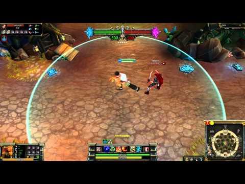 Dragon Fist Lee Sin League of Legends Skin Spotlight