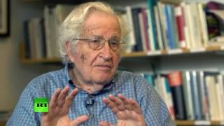 On Contact: Noam Chomsky - Part I