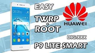 Скачать EASY ROOT TWRP Huawei P9 Lite Smart Diego DIG L03 DIG L23 DIG L21 DIG L22 ETC