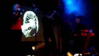 Dust Of Basement - Bootjack (live Video + Sound Original Mix)