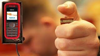 как сделать сигнализацию из телефона в домашних условиях