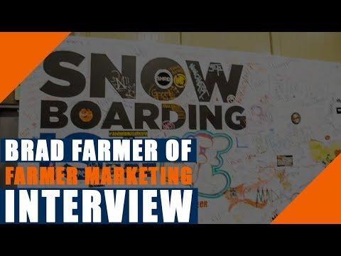 Brad Farmer of Farmer Marketing Interview