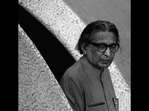 ArchitectureTalk 13. Life is a River, A Conversation with 2018 Pritzker Prize Winner BV Doshi