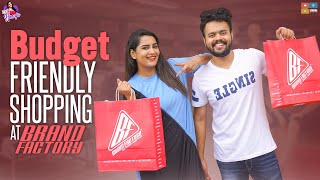 Budget Friendly Shopping || Brand Factory || Shopping || Dresses || It's Himaja