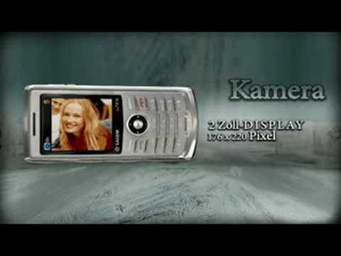 Produktvideo SAGEM my721X