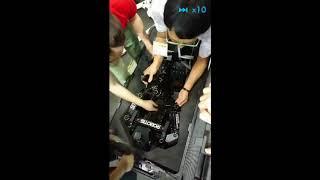 Humanoid Robot - Robotis Thormang Packing