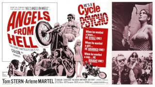 Stu Phillips - Angels from Hell (1968) Angels from Hell + 4 O'Clock Tea