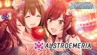 """【シャニマス】 IDOLM@STER Shiny Colors: """"Full bloom, Alstromeria flow - Happiness! (English Sub)"""