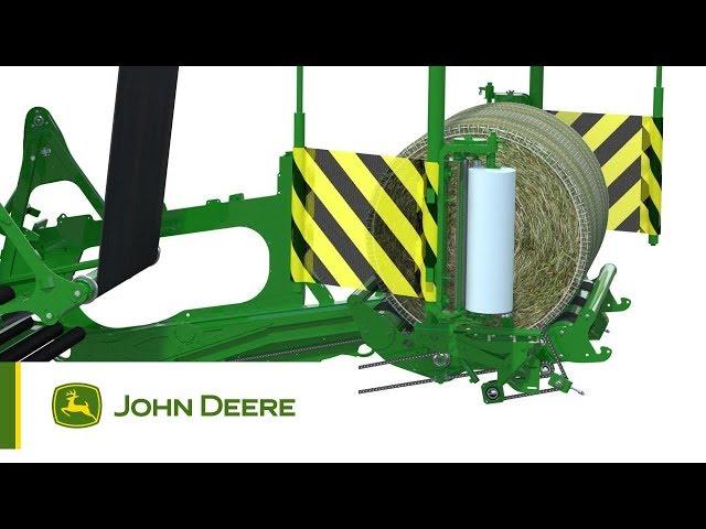 John Deere - Série R - Presses à chambre variable