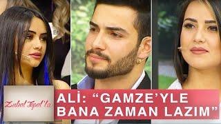 Zuhal Topal'la 157. Bölüm (HD)   Ali'den Gamze ile ilgili Şok Karar!