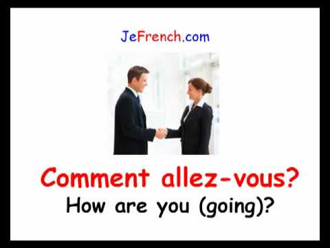 Learn french french greetings youtube learn french french greetings m4hsunfo