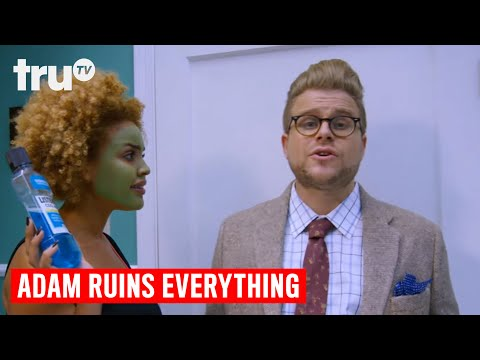 Adam Ruins Everything - How Listerine Created Bad Breath