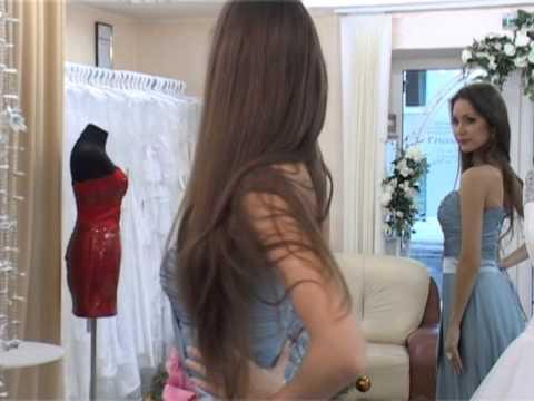 Вечернее платье Астана