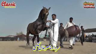 75/Best Horse Dance Punjab Meerik Sial Jhang 2018/ Bani Syed Qalandar Sultan