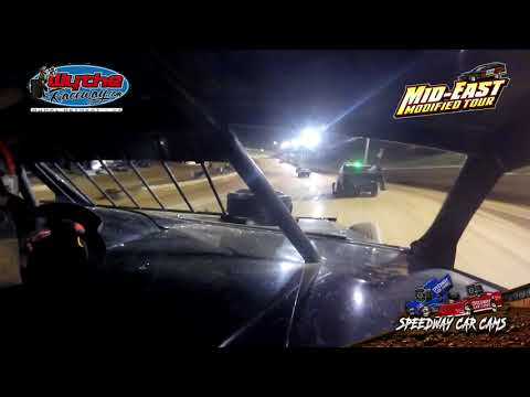 #99 Landen Lewis - Open Wheel - 8-31-19 Wythe Raceway - In-Car Camera
