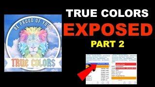 ROBLOX True Colors EXPOSED Part 2