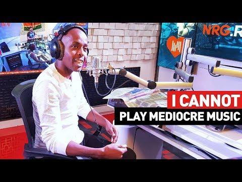 Has DJ Pinye Let Down The Kenyan Music Industry? #NRGBreakfastClub