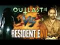 Рэп Баттл Outlast 2 Vs Resident Evil 7 Biohazard mp3