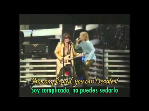 BON JOVI - Complicated (lyrics - letra // subtitulado)