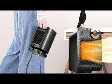 5 Best Space Heater On Amazon - Top Portable Electric Space Heaters To Buy in 2019