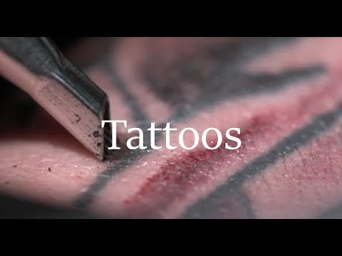 All about TATTOOS Anatomy Presentation 2018 CONTENT IS CONTENT