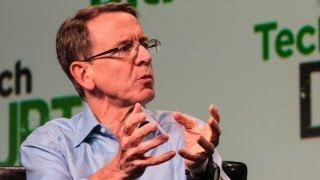 The Long View With John Doerr | Disrupt SF 2013