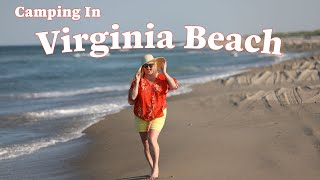 Camping in Virginia Beąch | North Landing Beach RV Resort And Cottages