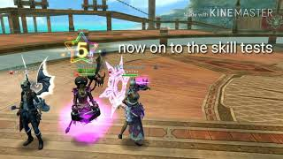 Avabel How to unlock Prominence Knight class (skill tests + little opinion)