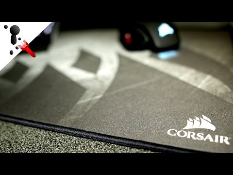 Corsair MM300 Extended Mouse Pad Review