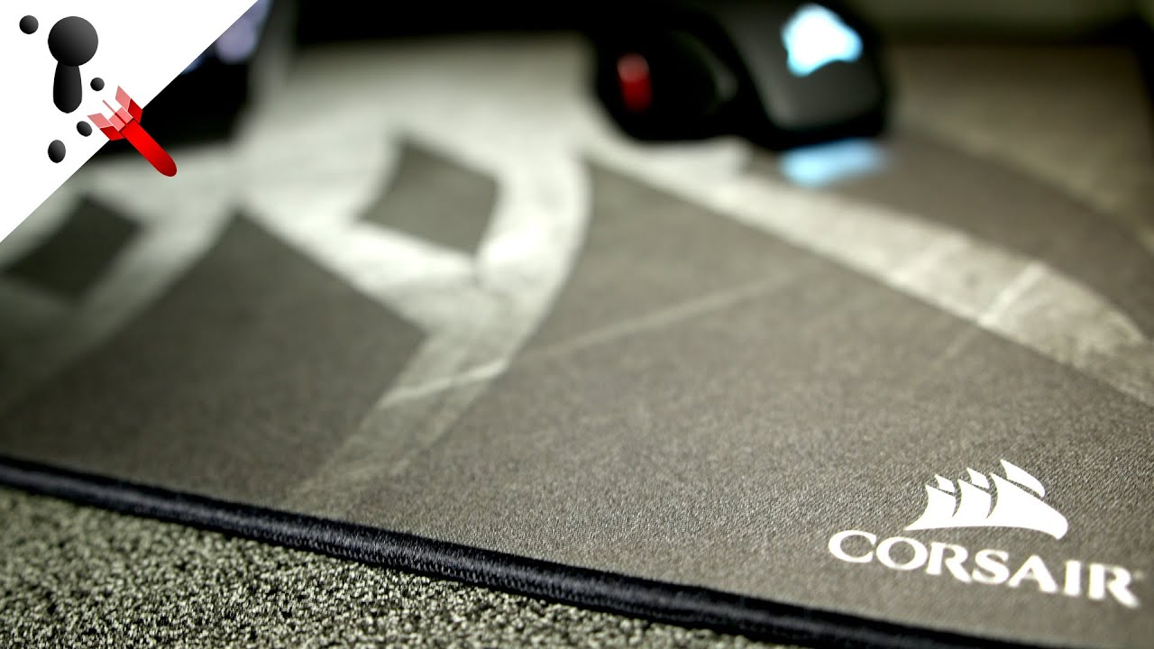443e1c7d6f9 Corsair MM300 Extended Mouse Pad Review - YouTube