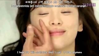 Gambar cover The One    A Winter Story  겨울사랑 MV