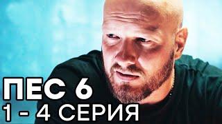 Сериал ПЕС 6 СЕЗОН - 1 - 4 серия - ВСЕ СЕРИИ ПОДРЯД | СЕРИАЛЫ ICTV