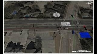 Virtual CRASH   Accident Reconstruction Software   Traffic Signal Timing   www.vcrashusa.com