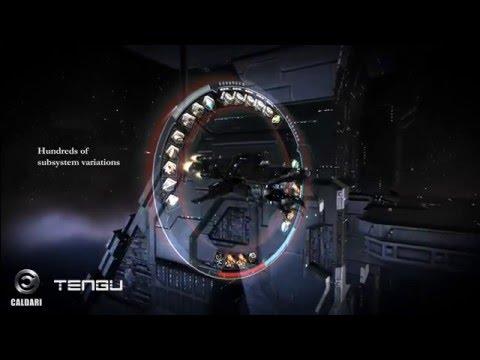 Tengu - Caldari Strategic Cruiser