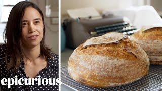 How One Woman Became Obsessed With Baking Bread | Epicurious