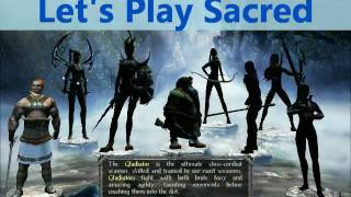 1. Let's Play Sacred PC - Introduction