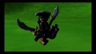 Blender - LU Buccaneer Animation